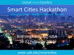 Join the UAB Smart Cities Research Center in helping shape Birmingham's future
