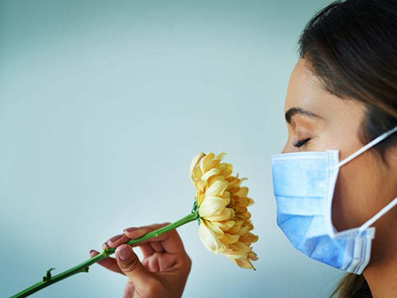 Why does COVID-19 impair your sense of smell?