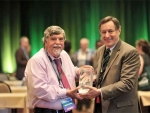 Grizzle receives ISBER biobanking award
