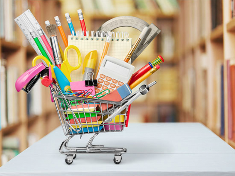 Shop smart when going back to school this fall on a budget