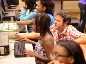 M3 Camp aims to stimulate interest in computer science among underserved