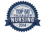 School of Nursing ranked top social media-friendly nursing school