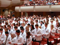 UAB School of Medicine White Coat Ceremony set for Aug. 17