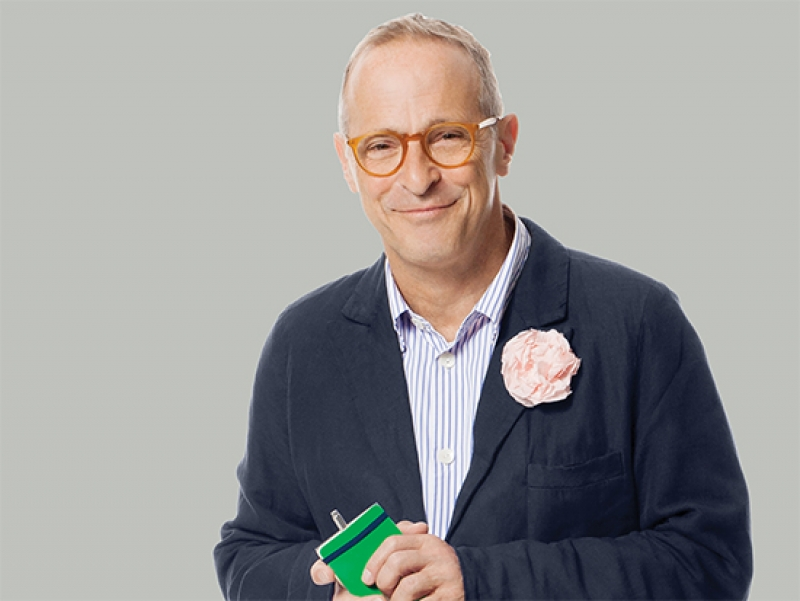 David Sedaris live at UAB's Alys Stephens Center on April 13