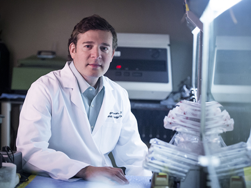 Pediatric brain tumor treatment at UAB awarded FDA grant for first-in-human study