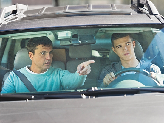 Analyzing data from more than 1 million teenagers sheds new light on how teens learn to drive