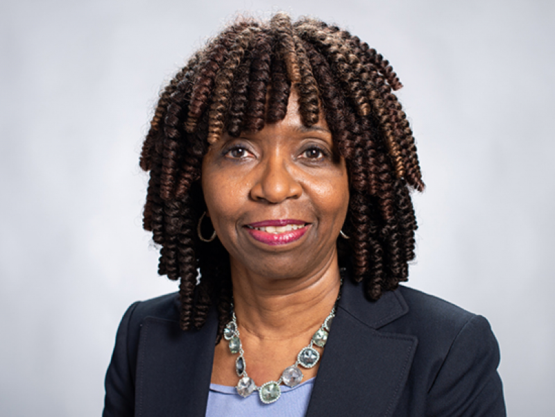 UAB's Verna Keith receives the 2019 James R. Greenley Award