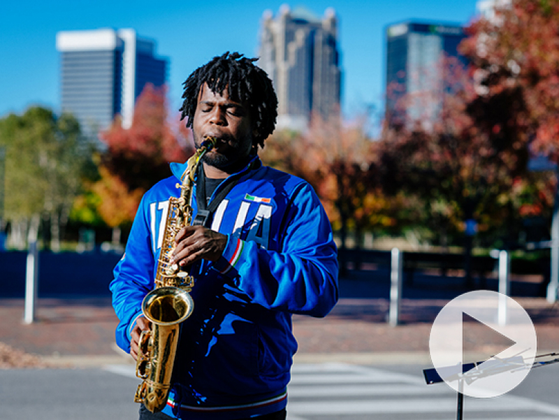Making music in The Magic City: UAB graduate made most of his time here