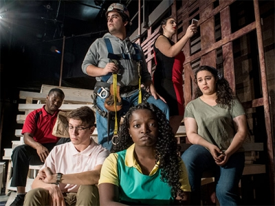 "Theatre UAB presents the musical ""Working"" Nov. 8-11, 15-18"