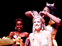 Elizabeth Wesson of Hartselle crowned Miss UAB 2011