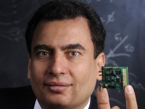 Massoud is new chair of Electrical and Computer Engineering