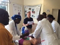 UAB emergency docs take teaching skills to Kenya