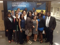 UAB's Collat School of Business partners with high school students to make Birmingham better
