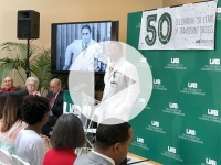 UAB celebrates 50th anniversary of first transplant in Alabama