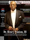 Cover story: Dr. Henry Panion