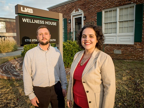 UAB's new Collegiate Recovery Community offers support for students in recovery
