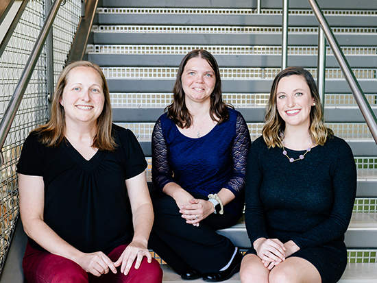 Four UAB women receive American Association of University Women fellowships and grant