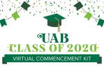 UAB summer virtual commencement is Aug. 14-15