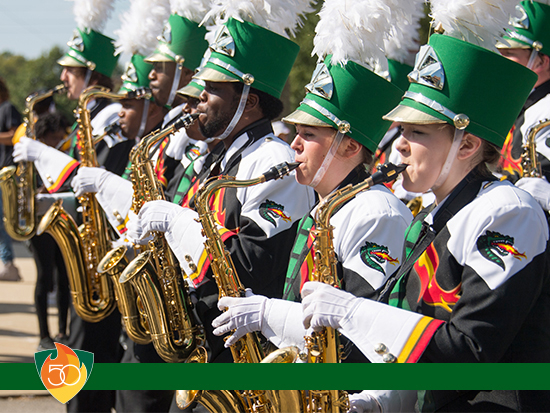 """UAB Homecoming """"Celebrating 50 Years"""" is Oct. 13-19"""