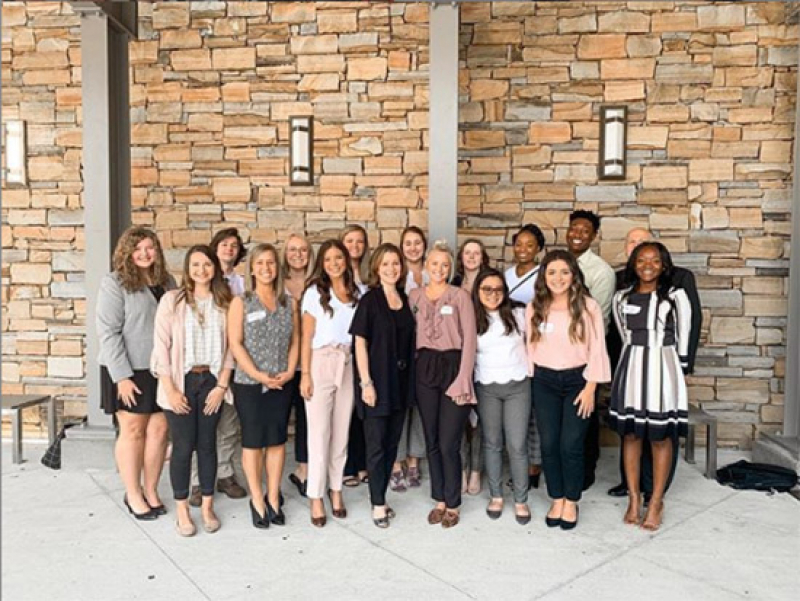 UAB's PRCA/PRSSA student-led chapter named Chapter of the Year