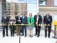 UAB holds ribbon cutting for new freshman residence hall