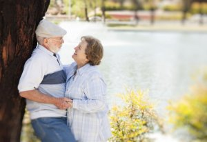Sex and seniors: People long to be intimate at any age