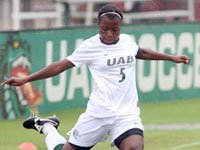 UAB athlete, alum a Top 30 honoree for NCAA Woman of the Year