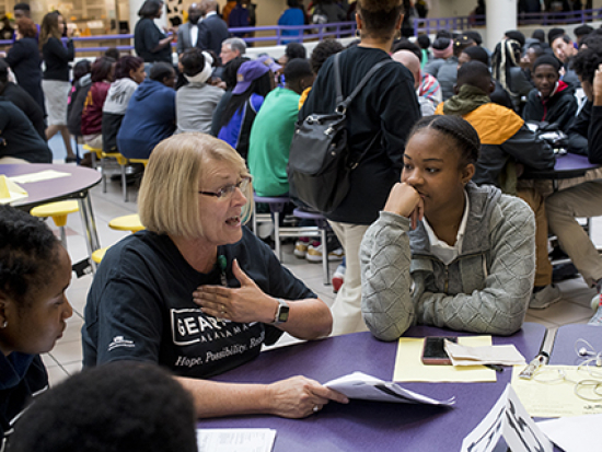 GEAR UP Alabama brings college and career readiness to Black Belt communities