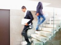 UAB research: incentives can improve stair use, health in employees