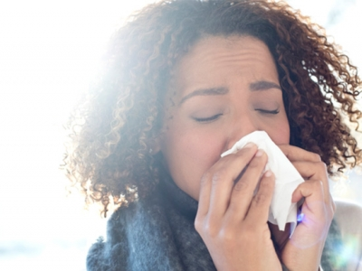 Keep germs to yourself and help prevent the spread of the flu