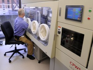 SANYO equipment puts UAB beyond the state-of-the-art for cell manufacturing