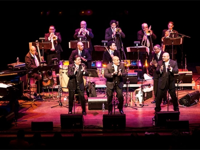 Shake it to Spanish Harlem Orchestra in free show Oct. 12