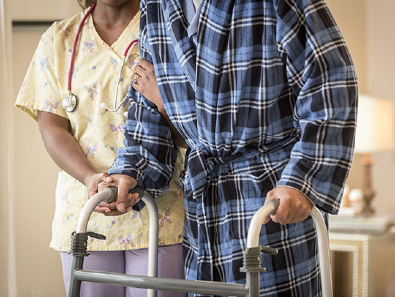 New research sheds light on wellness of caregivers for injured service members