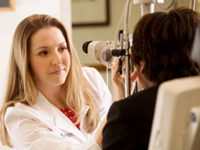 Under pressure to discover glaucoma solutions