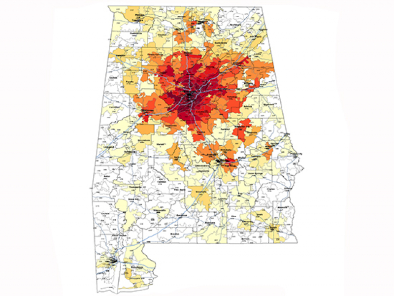 UAB stats show early, effective COVID vaccine reach into underrepresented communities