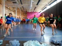 Medical school Olympics focuses on learning communities