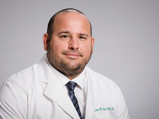 Leal named to Pathologist's Power List for his efforts in COVID-19 testing