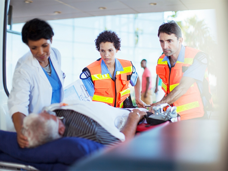 Sudden cardiac arrest is third-leading cause of disease-related health loss