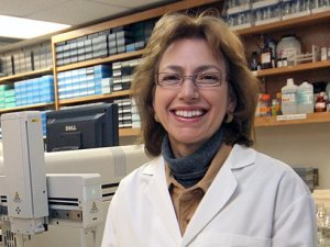 Brouillette named research professor emerita in chemistry