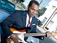 Robert Cray Band at UAB's Alys Stephens Center Oct. 13