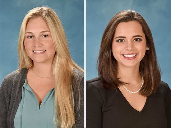 Two nursing students selected as RWJF Scholars