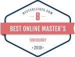 Online master's in sociology program receives top ranking by bestcolleges.com