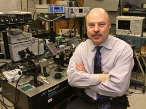 UAB Physics professor named Fellow by Optical Society