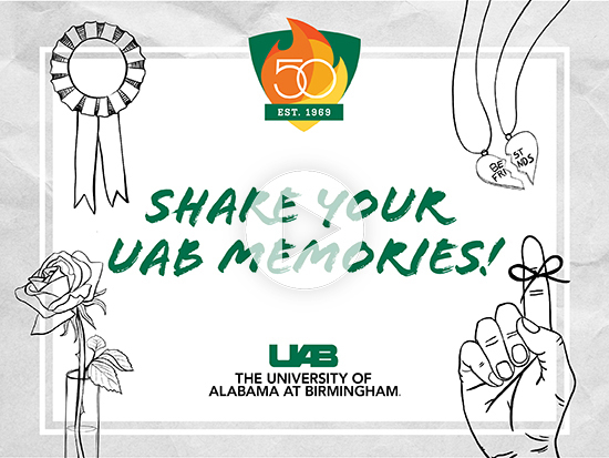UAB memories and oral history project depict the impact of the university over 50 years