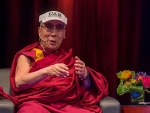 Dalai Lama commences visit to Birmingham at UAB scientific symposium