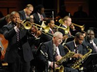 Celebrate Wynton Marsalis' 50th with Jazz at Lincoln Center live