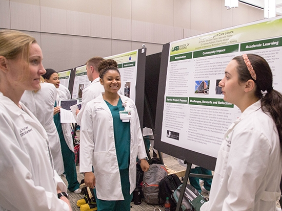 UAB Office of Undergraduate Research to host annual Spring Expo on April 18-19