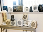 Space heater collection highlights conservation, cost-cutting efforts at UAB School of Public Health