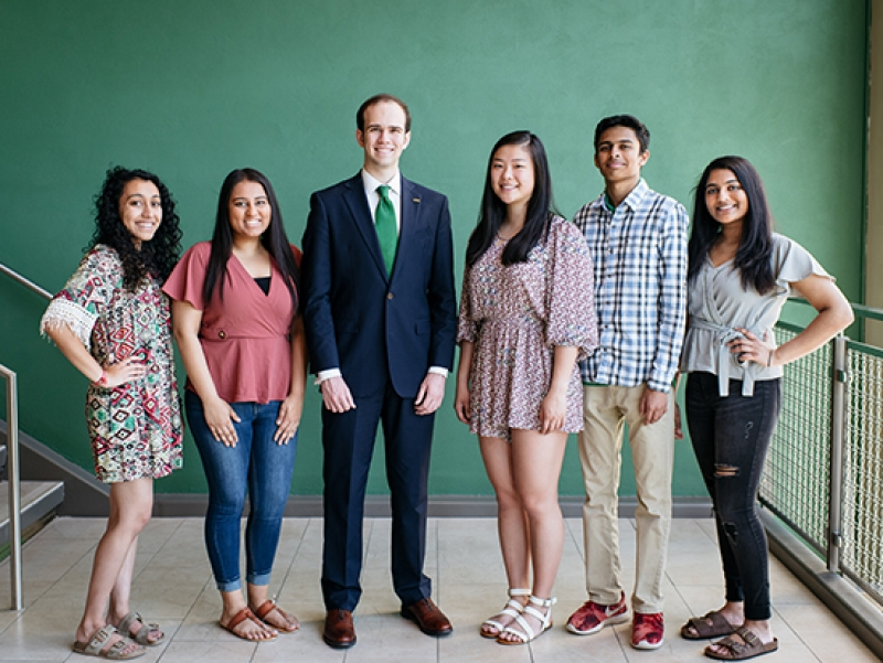 Record number of UAB students awarded William Jefferson Clinton Scholarship
