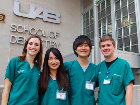 UAB Dentistry hosts Japanese students as part of cross-cultural experience